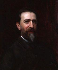 Portrait of Juan de Barroeta | Raimundo de Madrazo y Garreta | Oil Painting