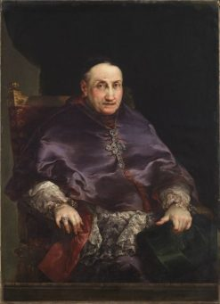 Portrait of Don Juan Francisco Ximénez del Rio