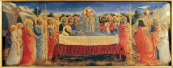 Dormition of the Virgin | Fra Angelico | Oil Painting