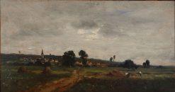 Landscape | Charles Francois Daubigny | Oil Painting