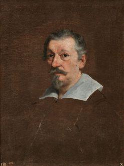 The Painter Francesco Albani   Andrea Sacchi   Oil Painting