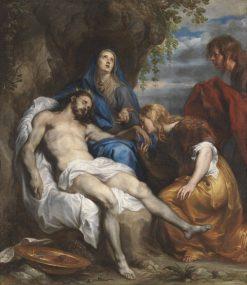 Pieta | Anthony van Dyck | Oil Painting