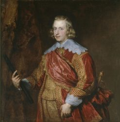 The Cardinal-Infante Ferdinand of Austria | Anthony van Dyck | Oil Painting