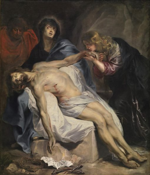 The Lamentation | Anthony van Dyck | Oil Painting