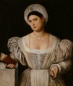 Portrait of a Woman (Agnese