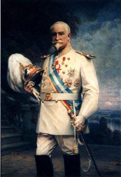 Don Juan Mariano Goyeneche y Gamio | Daniel Hernandez Morillo | Oil Painting