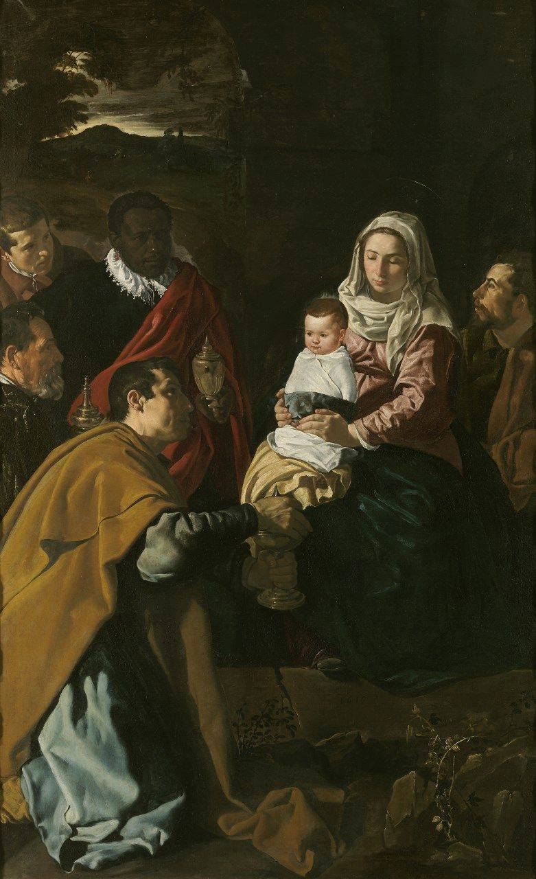 Adoration of the Magi | Diego Velazquez | Oil Painting