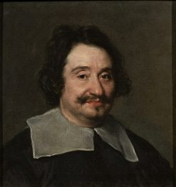 Ferdinando Brandani | Diego Velazquez | Oil Painting