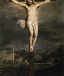 Christ on the Cross | Federico Barocci | Oil Painting