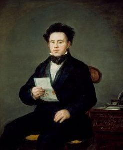 Juan Bautista de Muguiro | Francisco de Goya y Lucientes | Oil Painting