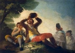The Drinker | Francisco de Goya y Lucientes | Oil Painting