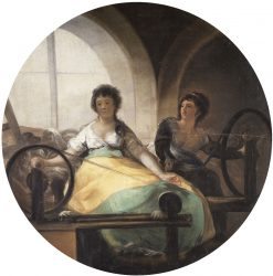 Industry | Francisco de Goya y Lucientes | Oil Painting