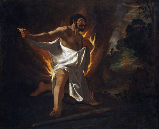 Death of Hercules
