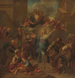 Magnificat | Jean Jouvenet | Oil Painting