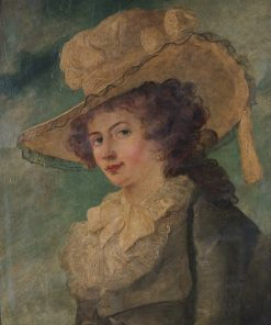 Portrait of an Unknown Lady   John Hoppner   Oil Painting