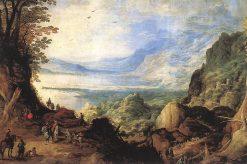 Landscape | Joos de Momper the Younger | Oil Painting