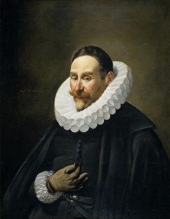Portrait of a Gentleman | Juan Bautista Maino | Oil Painting