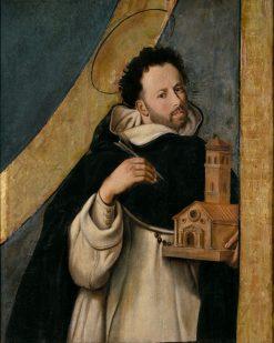 Saint Dominic | Juan Bautista Maino | Oil Painting