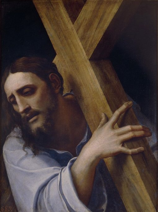 Christ Carrying the Cross | Sebastiano del Piombo | Oil Painting