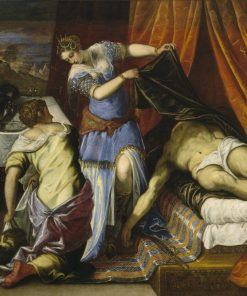 Judith and Holofernes | Tintoretto | Oil Painting