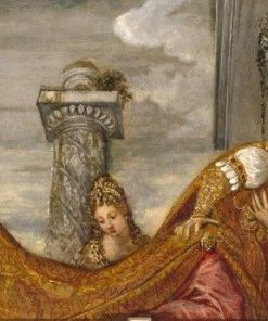Esther and Ahasuerus | Tintoretto | Oil Painting