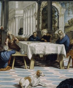 Christ Washing the Feet of his Disciples | Tintoretto | Oil Painting
