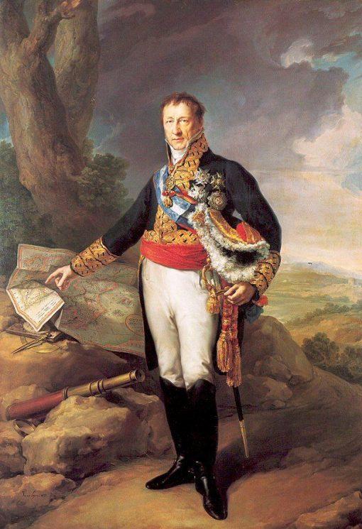 Duke of Infantado | Vicente Lopez y Portaña | Oil Painting
