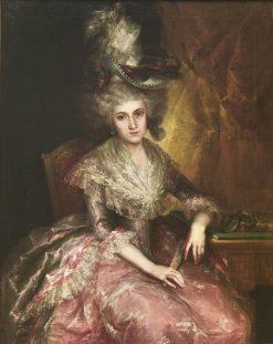 Maria Pilar de la Cerda y Marin de Resende