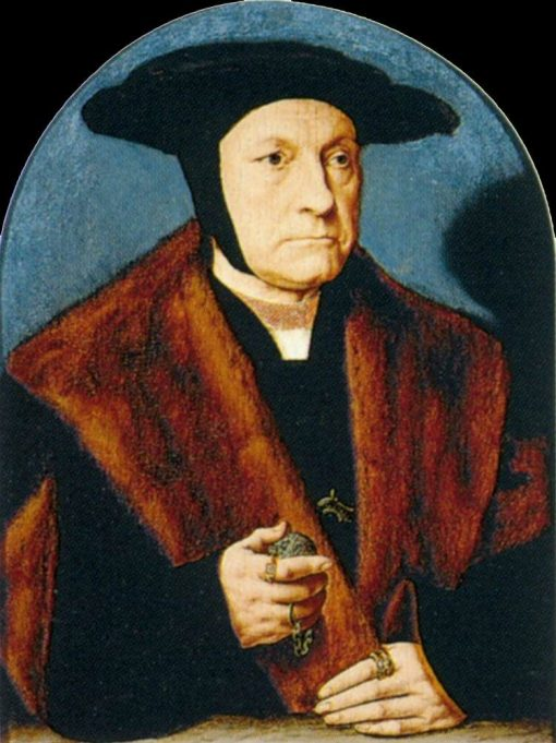 Portrait of a Man | Bartholomaeus Bruyn the Elder | Oil Painting