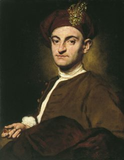 Portrait of a Goldsmith | Giuseppe Ghislandi | Oil Painting