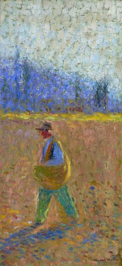 The Sower | Henri Martin | Oil Painting