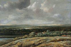 Panoramic View | Philips Koninck | Oil Painting