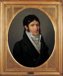 Luciano Bonaparte | Francois Xavier Fabre | Oil Painting