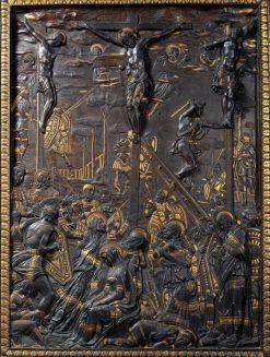 Crucifixion   Donatello   Oil Painting