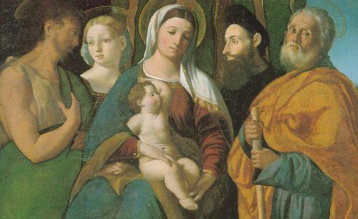 Sacra Conversazione | Dosso Dossi | Oil Painting
