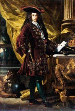 Charles III of Habsburg | Francesco Solimena | Oil Painting