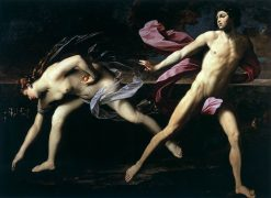 Atalanta and Hippomenes | Guido Reni | Oil Painting