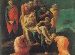 The Deposition | Polidoro da Caravaggio | Oil Painting