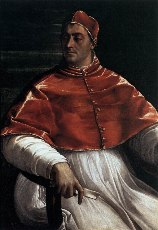 Pope Clement VII | Sebastiano del Piombo | Oil Painting