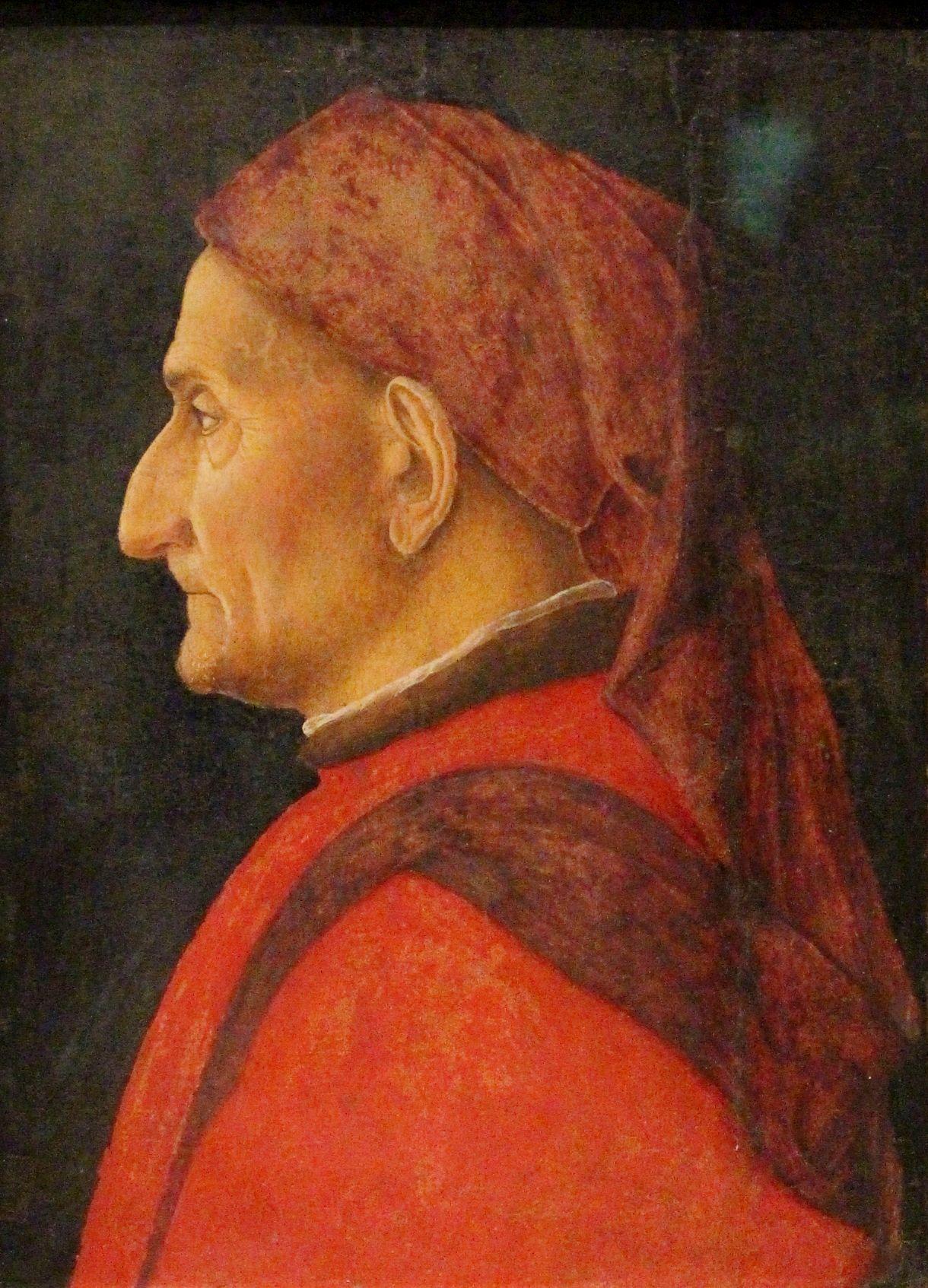 Portrait of a Man | Andrea Mantegna | Oil Painting
