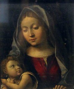 Madonna and Child | Paolo Morando | Oil Painting