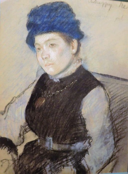 Unhappy Nellie | Edgar Degas | Oil Painting
