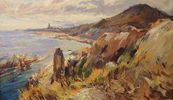 Sant Pol de Mar | Francisco Gimeno y Arasa | Oil Painting