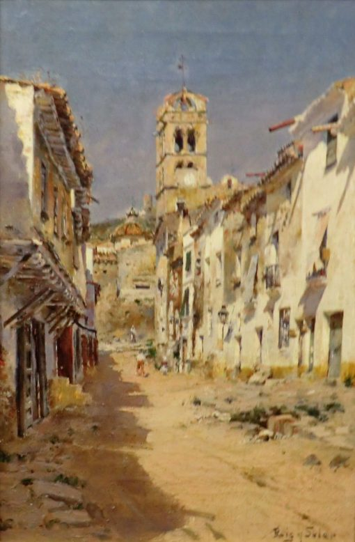 Blanes | Joan Roig Soler | Oil Painting