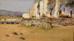 Cadequés | Joan Roig Soler | Oil Painting