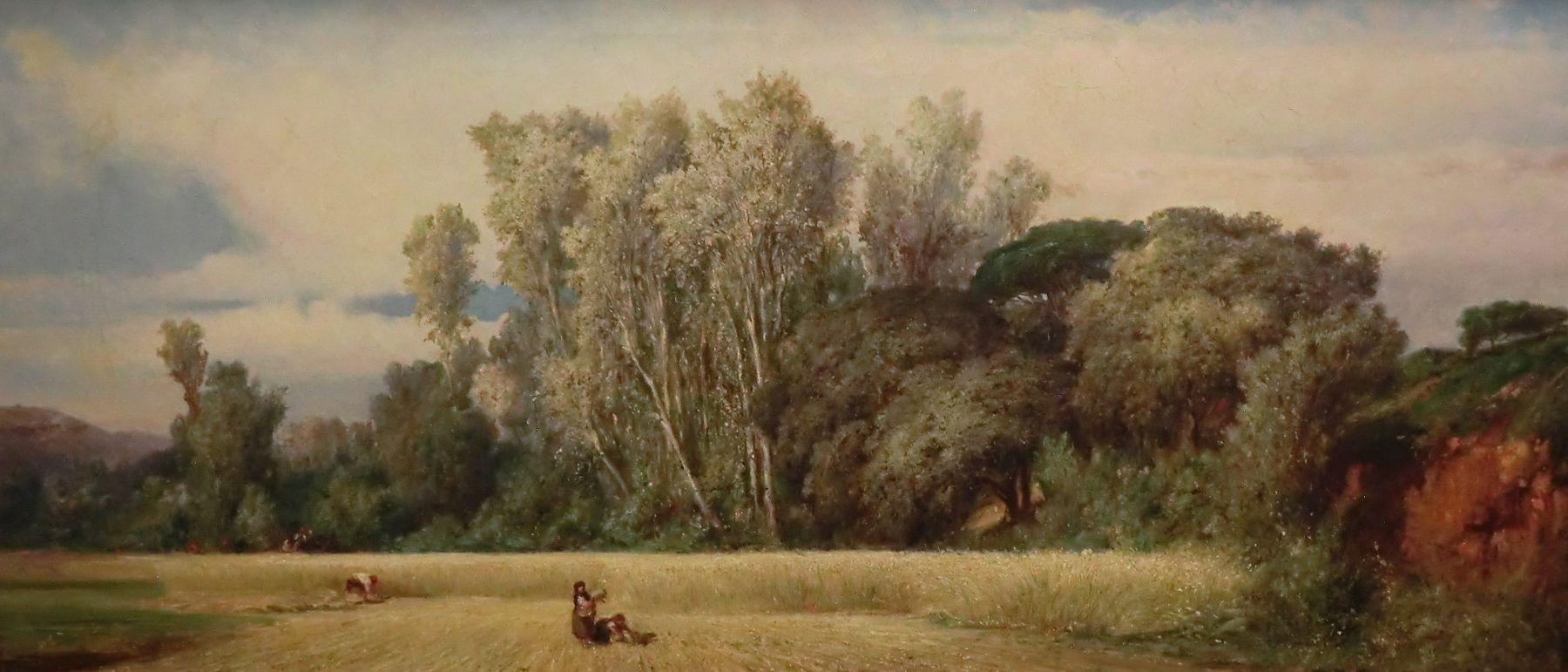 June   Ramon Marti Alsina   Oil Painting