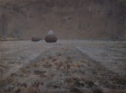 Winter | Jean Francois Millet | Oil Painting