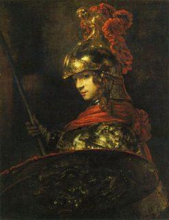 Minerva | Rembrandt van Rijn | Oil Painting