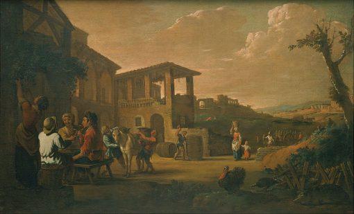 Autumn | Antoni Viladomat y Manalt | Oil Painting