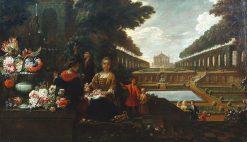 Spring | Antoni Viladomat y Manalt | Oil Painting